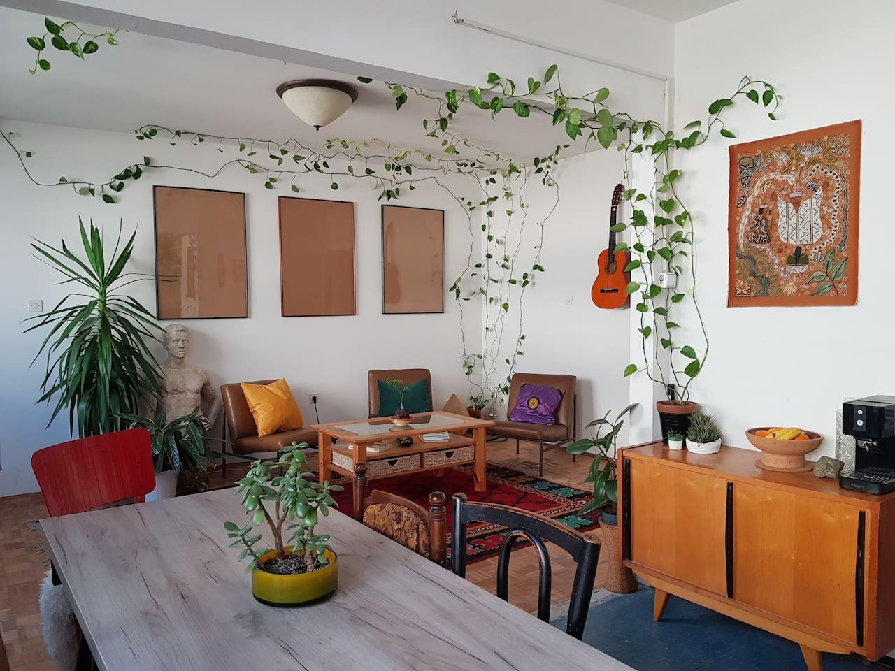 Living room/kitchen - shared space