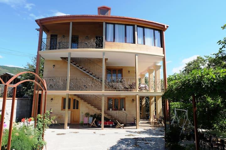 Villa Lata - Mtskheta - Haus