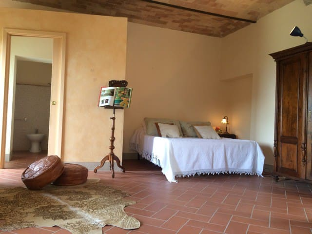 Beautiful apartment in tuscany - Terricciola - Lägenhet