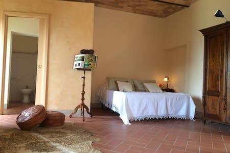 Beautiful apartment in tuscany - Terricciola - Pis