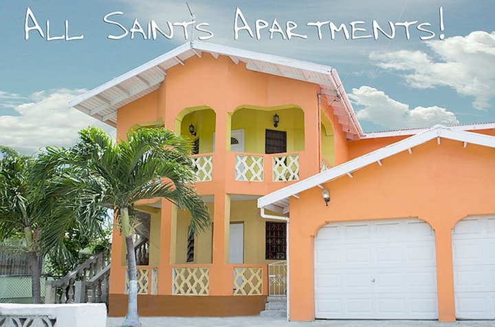 The Cheapest Apartments in Antigua! for  budgeting