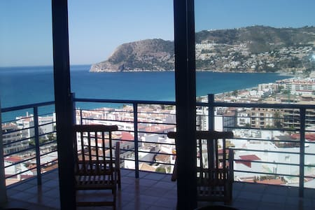 Georgeus sea views - Almuñécar - Apartament