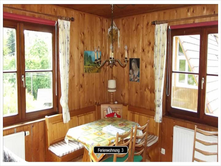 Grundhof, (Stegen), z_Z_Deaktiv_Ferienwohnung Nr. 3, 65qm, 2 Schlafräume, max. 4 Personen