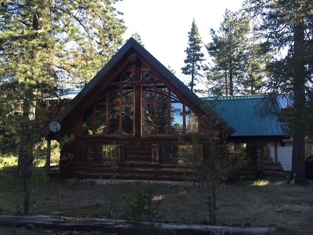 Rustic cabin in Gilchrist - Gilchrist - House