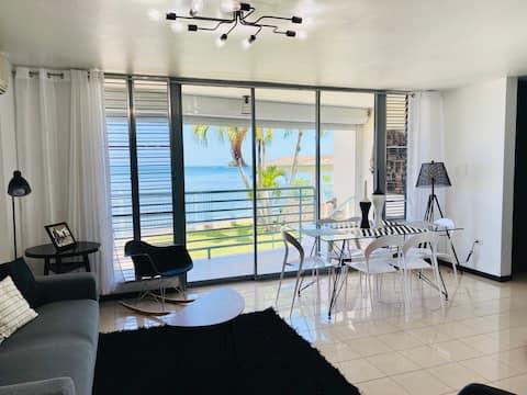 Spectacular Beachfront Villa Apartment, Cabo Rojo!