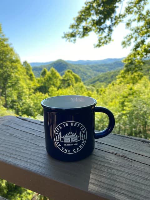 3Bed/2Bath Luxury Mountain Top Family Retreat