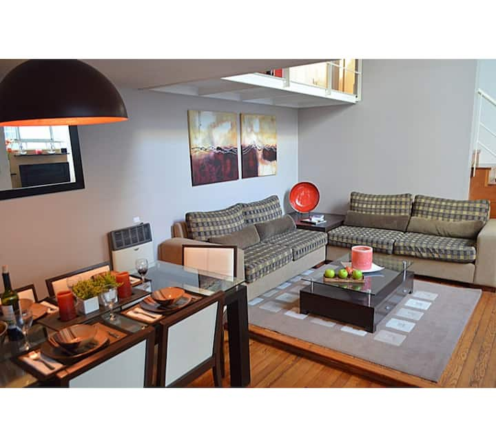 Owner Featured on HGTV- Spacious Palermo Soho Loft