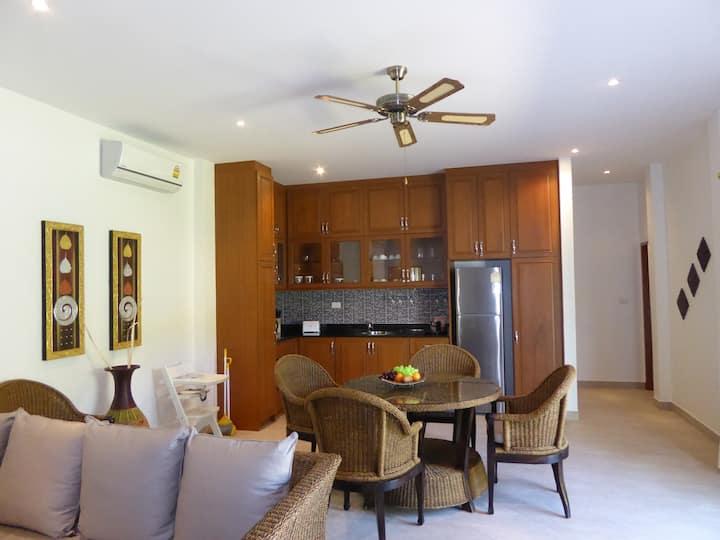 Tropicana Villa garden 4 bedrooms