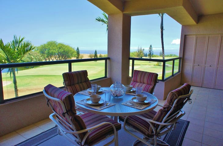 Waikoloa Fairway A203 Sleeps 4, Golf Course, A/C