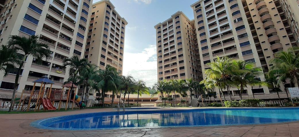 Kuala Lumpur Homestay, Putra Villa