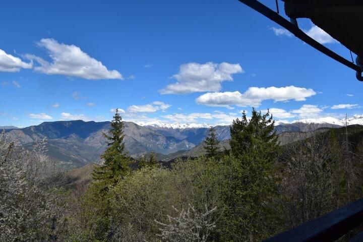 Studio en montagne 1700m