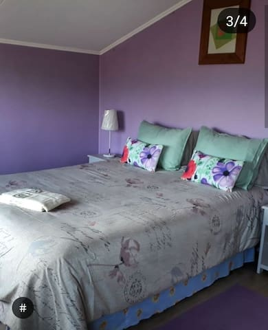 """Habitación privada""""Bandurría"""" en hospedaje"""