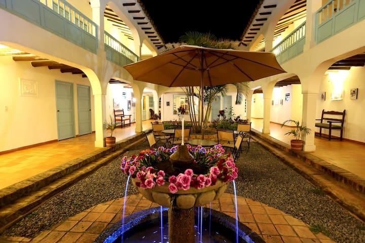 Habitación estándar, Hotel aqua vitae