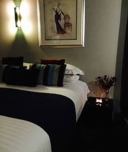 Spa Suites at RAVEN - Hepburn Springs (Daylesford) - Hepburn - Pension