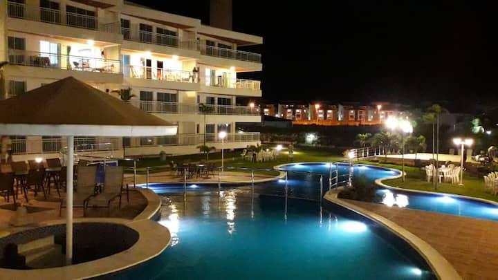 Solarium Residence,   600 M do Beach Park