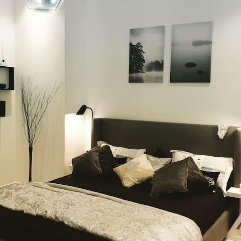 Posh Wintery Feel Super Luxurious Apartment