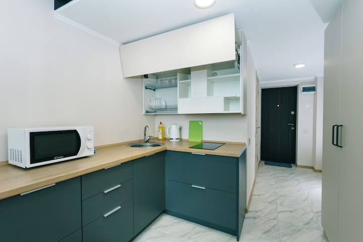 BeRest Plus Двухуровневые двухместные апартаменты