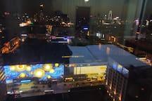 中街商圈,近故宫,地铁口,宜家风格,小清新,落地窗观景大床房