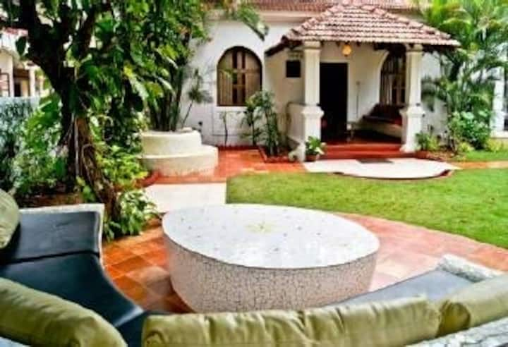 West Valley Villa ,Candolium ,Goa