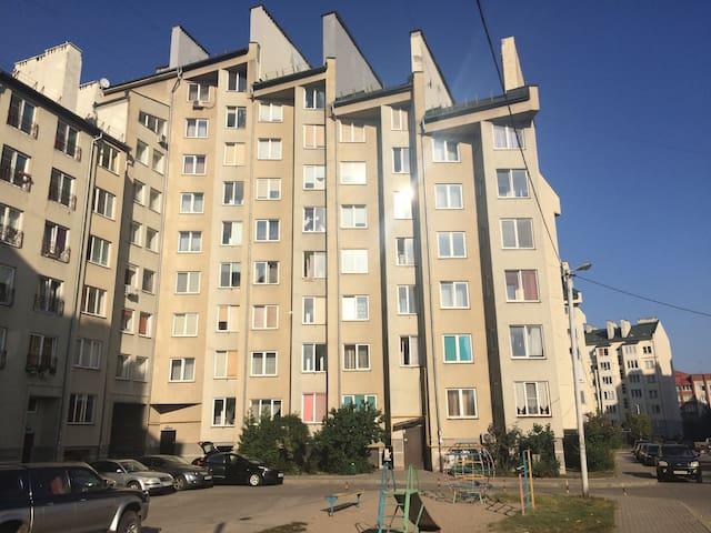 Квартира на Гайдара