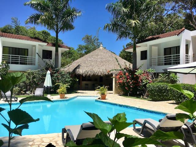 Private Rental Entire Hotel Coral Blanco in Sosua
