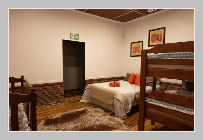 Maros Self-Catering room 3
