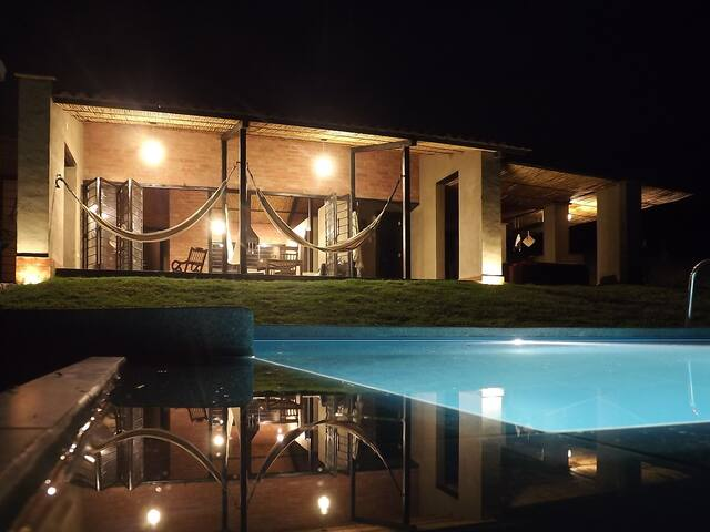 casa El Naranjo, villa Carmela - Vilcabamba   - House