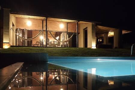 casa El Naranjo, villa Carmela - Vilcabamba   - Hus