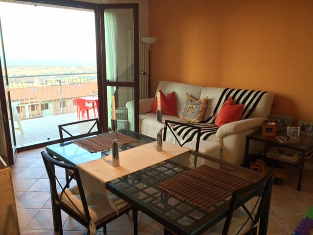 Mar' e Colline - San Costanzo - Apartment