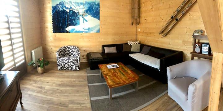 Annecy appartement de 40 m² proche du centre