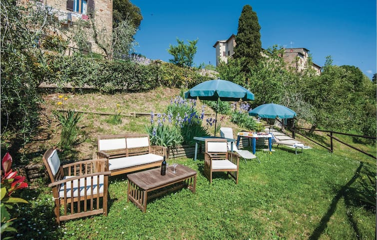 Holiday apartment with 1 bedroom on 40m² in San Gimignano SI