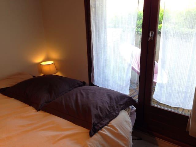 Chambre au calme avec Jardin - Le Bourget-du-Lac - Pis