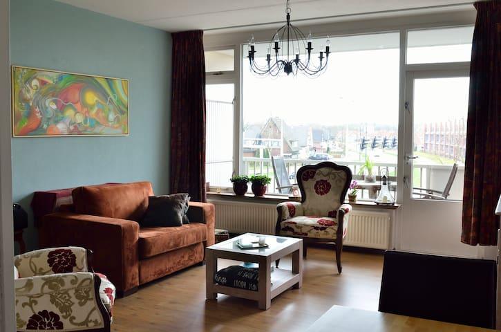 Volledig privé appartement  2,2 km van het centrum - Apeldoorn - Daire