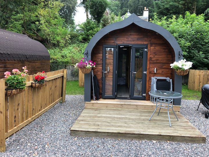 Go Glamping near Inverness & Loch Ness