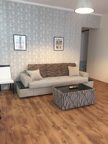 Large cosy 1 bd. apartment in Old Town.