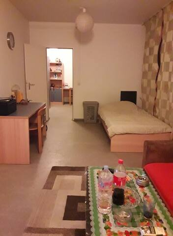 own appartement is the key to a good vacation