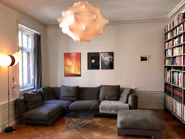 Beautiful apartment (3 rooms) close to Basel fair