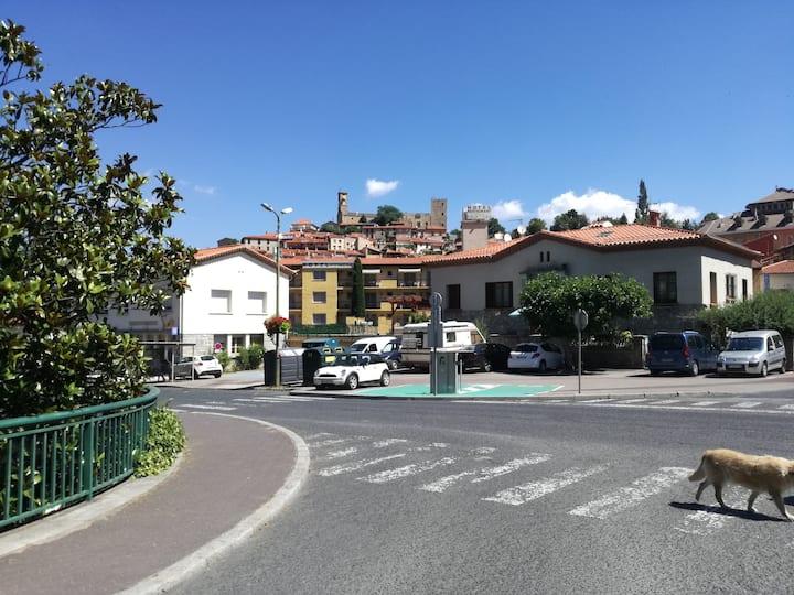 Studio pour 2 personnes à Vernet-les-Bains