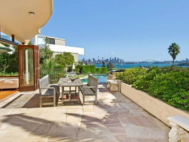 Vaucluse Mansion with amazing views - Vaucluse - Ev