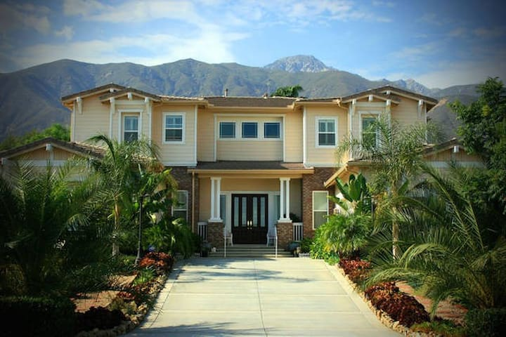 Private Suites in a Mansion Suite 1 - Rancho Cucamonga - Casa