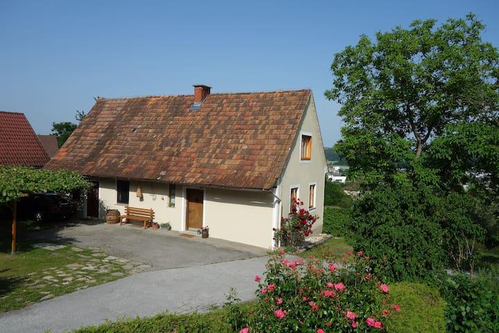 Steirisches Winzerhaus 2 Gäste