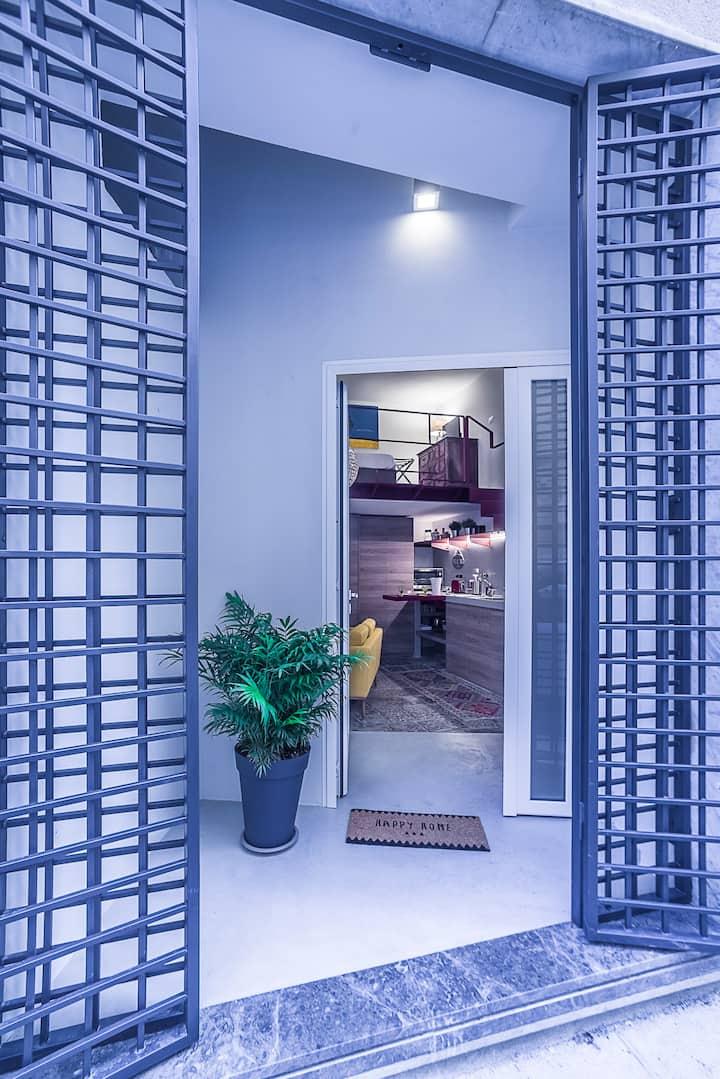 Leto 6, appartamento su due livelli