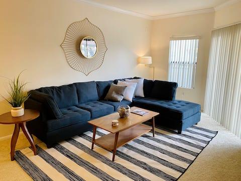 'DTLA Luxurious Resort 1BDR Apartment