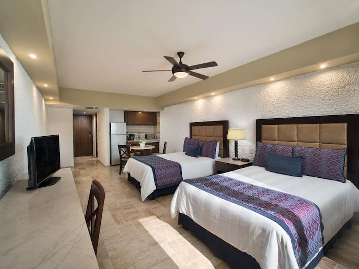 Enjoyable Suite One Bedroom At Mazatlán