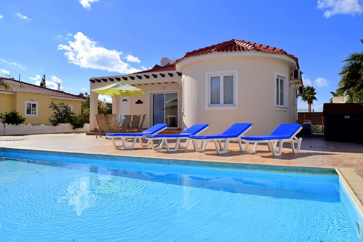 Sunrise Villa, 2 Bedrooms with Pool - Ayia Napa - Villa
