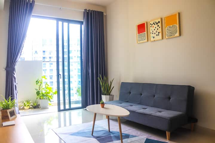 A cozy bed room -  near by Tan Son Nhat Airport