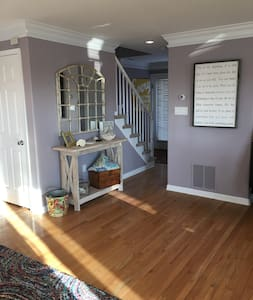 Beautiful two story bay view condo in Avalon, NJ - 阿瓦隆(Avalon) - 公寓