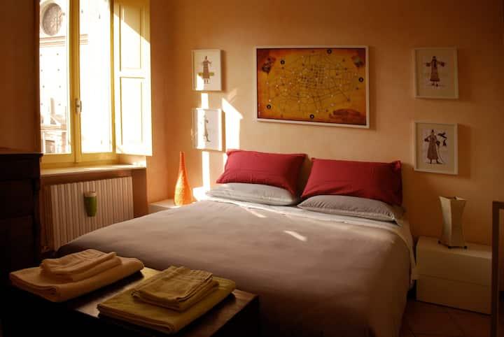 Apartment in piazzetta