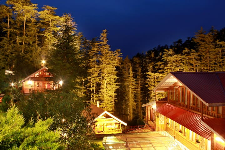 One Bedroom Chalet - Naldehra - Chalet