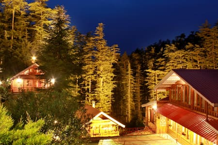One Bedroom Chalet - Naldehra - Lomamökki